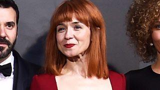La actriz Miren Gaztañaga, en una imagen de archivo (Gtres)