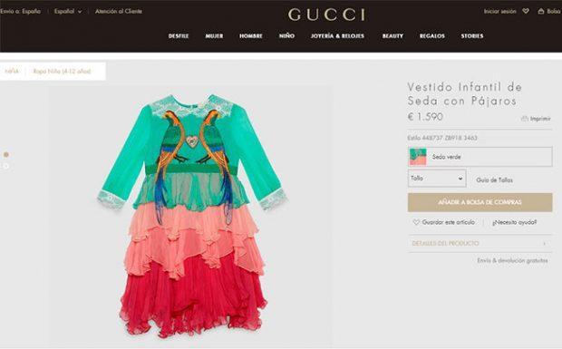 El vestido Gucci de la hija de Beyoncé paraliza la red