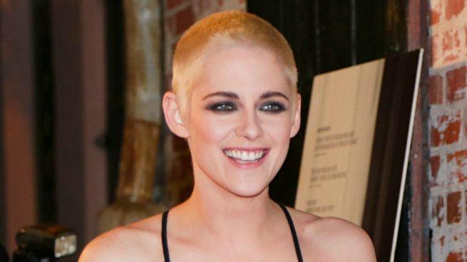 Kristen Stewart Cambio de Look Estilo Rapada