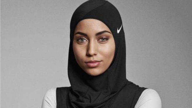Nike Yihab Pro Pañuelo Atletas Musulmanas