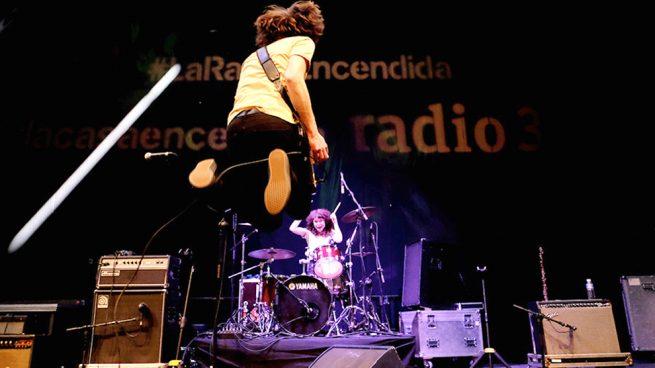 radio encendida Madrid