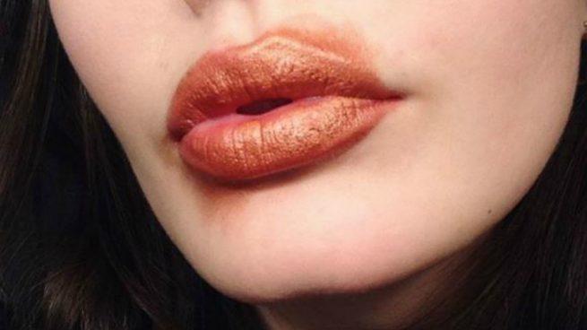 Tendencia Maquillaje Labios Lollipop