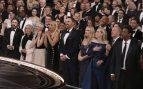 Reacción error Oscars