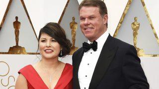 Martha L. Ruiz y Brian Culligan, responsables del error en los Oscar (CONSULTA LA GALERÍA / GTRES)