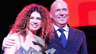 Alfonso Arús y Angie Cárdenas, en una imagen de archivo (Gtres)