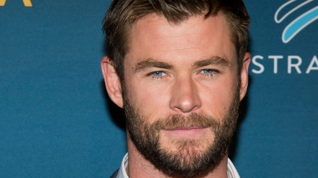 Thor Chris Hemsworth Cambio de look aspecto