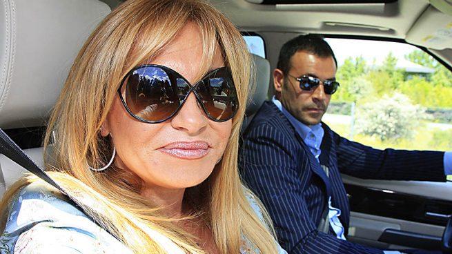 El exfutbolista y Cristina Tárrega en una imagen de archivo (Gtres)