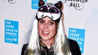 La princesa Beatriz en una fiesta de Halloween en Londres / Gtres