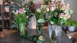 Ramo de flores Llorens y Durán / Gtres