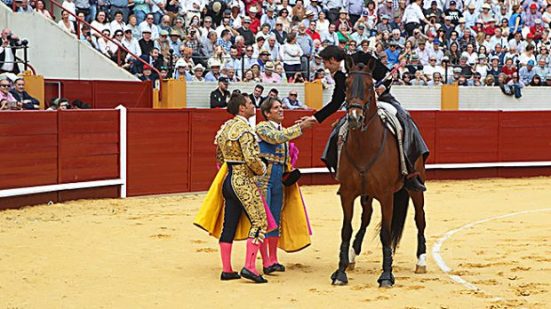 "Manuel Díaz ""El Cordobes y Julio Benitez (Gtres)"
