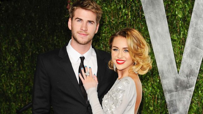 Miley Cyrus y Liam Hemsworth ¿casados en secreto?