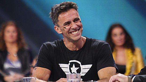 Alonso Caparrós en su entrevista como recién expulsado de 'Gh Vip' (Gtres)