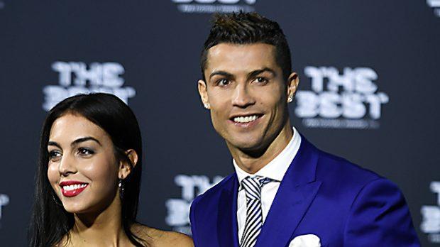 Cristiano Ronaldo y Georgina Rodríguez en una imagen de archivo (Gtres)