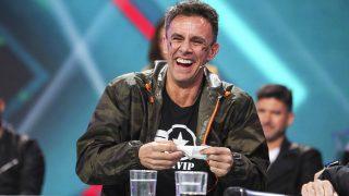 El presentador Alonso Caparrós, en una imagen de archivo (Gtres)