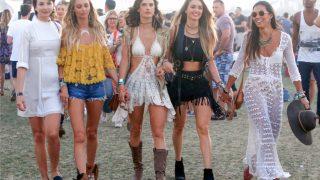 Coachella nos regala los mejores looks de festival. Haz clic en nuestra galería. / Gtres
