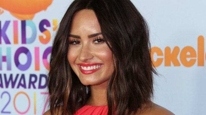 Demi Lovato Cambio de look Nickelodeon Kids' Choice Awards