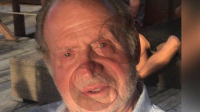 Foto del perfil de Whatsapp de El Rey Juan Carlos