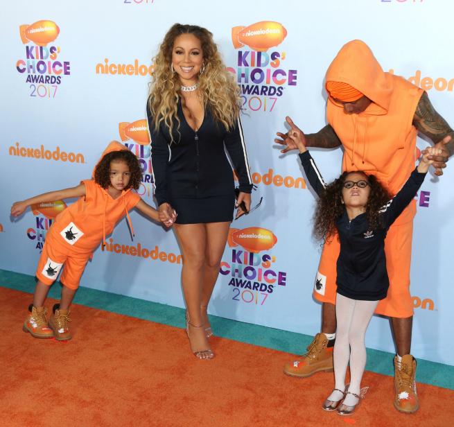 Cambios de look y otros hits en la alfombra roja de los Nickelodeon Kids' Choice Awards