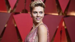 Scarlett Johansson durante la ceremonia de los Oscar 2017 (Gtres)