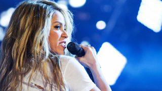 Shakira en un concierto en imagen de archivo (Gtres)