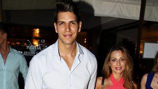 Diego Matamoros y Tanit Grande en una imagen cuando eran pareja (Gtres)