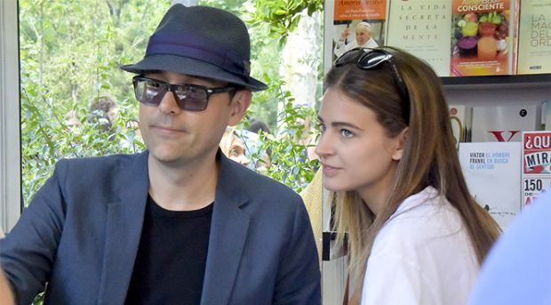 Risto Mejide y Laura Escanes