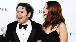 Gustavo Dudamel y Maria Valverde en una imagen de archivo (Gtres)