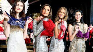 Los 'ángeles' de Victoria's Secret, dispuestos a conquistar China / Gtres