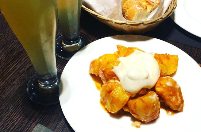 patatas bravas rausell valencia