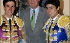 Con Joselito y Francisco Rivera