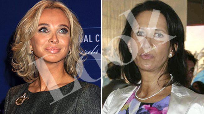 Corinna y Marta Gayá