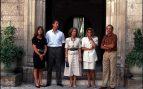 Familia Real española en Marivent
