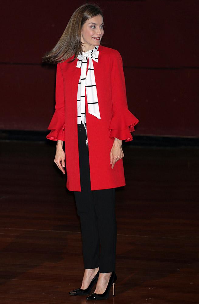 Letizia Ortiz Zara