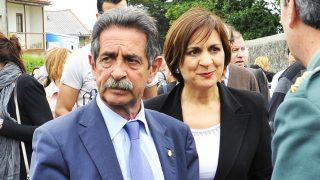 El presidente de Cantabria, Miguel Ángel Revilla / GTRES