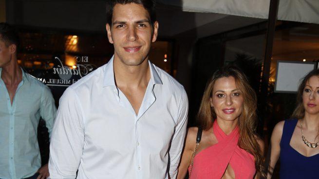 Ellos mantuvieron una relación con muchos altibajos hasta finales de 2015, de hecho cuando nació la niña ya no estaban juntos porque Diego no confiaba en ella / Gtres