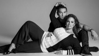 Prabal Gurung y la modelo curvy Ashley Graham / Instagram (@prabalgurung)