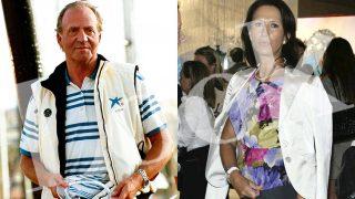 El rey Juan Carlos y Marta Gayá en una imagen de archivo (Gtres)