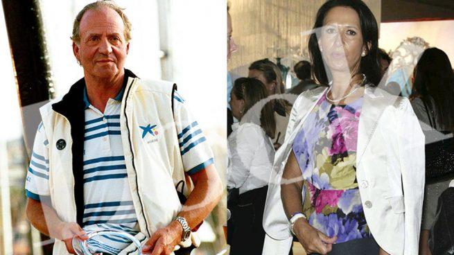El Rey Juan Carlos y Marta Gayá, una historia de amor