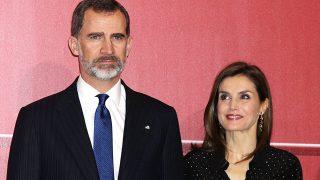 Los reyes Felipe VI y Letizia durante la 15 edición del Concierto  Victimas del Terrorismo / Gtres