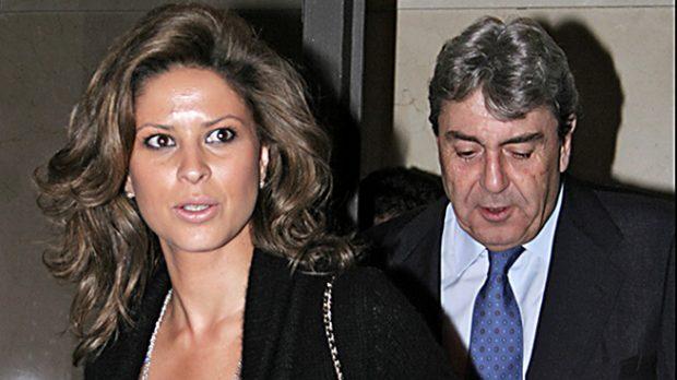 Alberto Cortina Elena Cué
