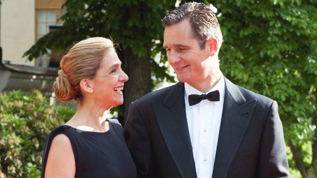 Iñaki Urdangarin y la infanta Cristina, invitados de los reyes de Holanda