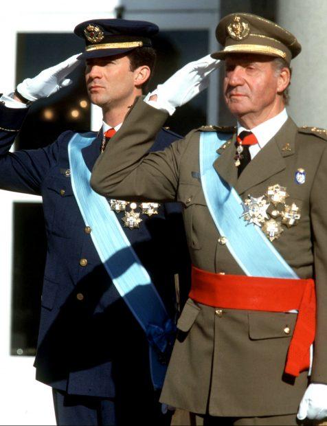 Las escuchas en los 90: un arma de doble filo (no solo) para el Rey