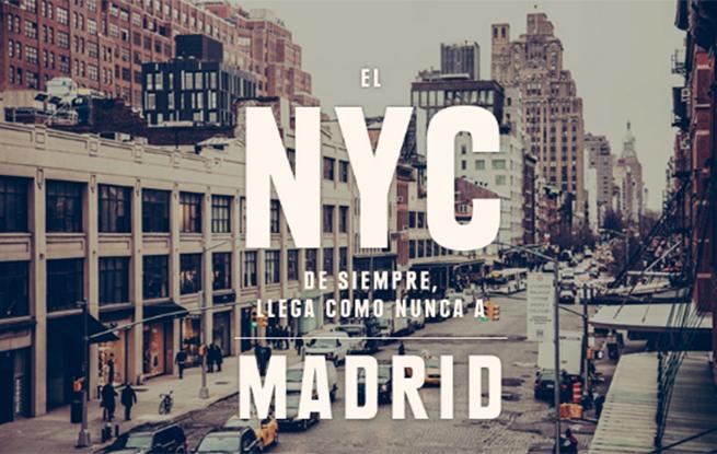 New York Madrid