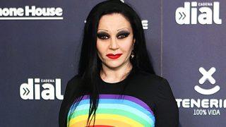 La cantante Alaska en los Premios Cadena Dial (Gtres)
