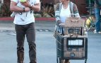 Chris Hemsworth padres famosos