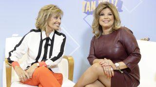 María Teresa Campos y Terelu en imagen promocional / Gtres