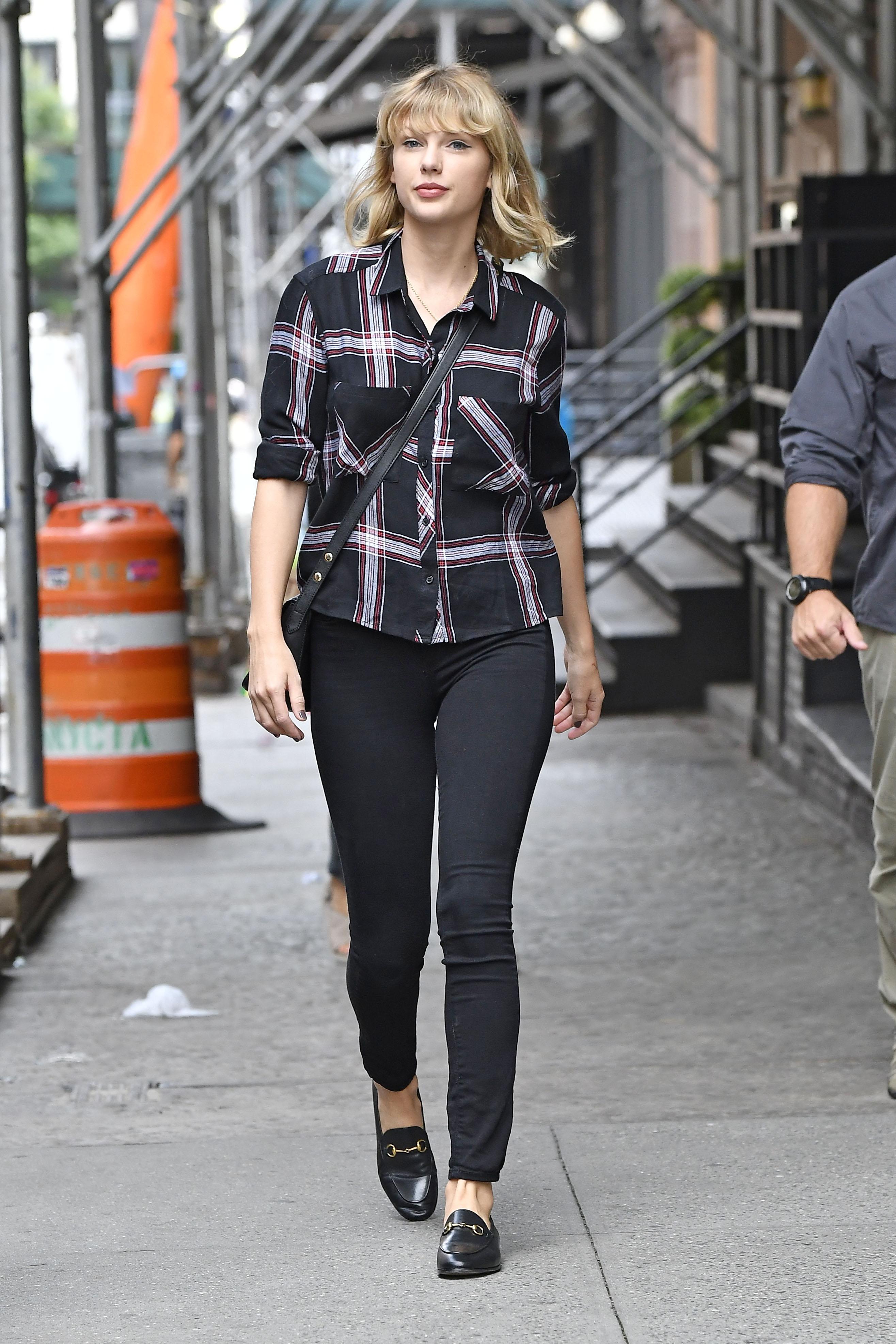 Taylor Swift Mocasines Entretiempo Primavera