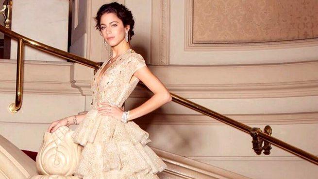 La espectacular versión española del vestido de Bella y Bestia