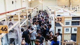 Más de 60 poetas, editoriales y revistas se dan cita en Barcelona este fin de semana. / Utopia Markets