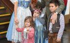 Xabi Alonso mujer e hijos padres famosos